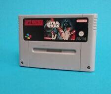 SNES Super Nintendo Super Star Wars/PAL