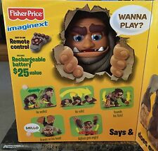 Fisher Price Imaginext BIGFOOT The Monster Big Foot Remote Control Toy RC NEW