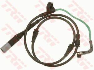 TRW Brake Pad Wear Sensor GIC238 fits BMW X Series X5 3.0sd (E70) 210kw, X5 x...