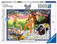PUZZLE 1000 PIEZAS BAMBI RAVENSBURGER 19677 - Disney Collector's Edition Puzzle
