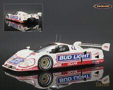 Jaguar xjr-12 Bud Light 24 H DAYTONA 1993 GOODYEAR/pruett/J. autobarn 1:18%