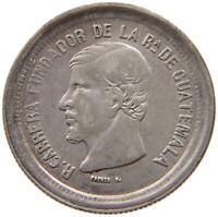 GUATEMALA REAL 1867    #t64 471