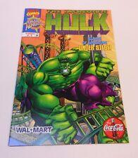"Vintage Coca Cola 1999 Comic Book ""The Incredible Hulk"""