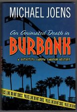 An Animated Death in Burbank: A Detective Sandra Cameron Mystery by Michael R Jo