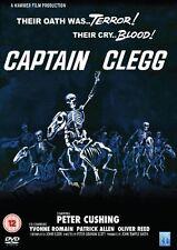 CAPTAIN CLEGG (AKA NIGHT CREATURES) - DVD - REGION 2 UK