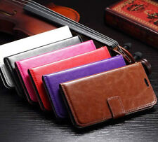 Stand Wallet Book Flip Leather Cover Case For Huawei P10 P20 P30 Mate20 Lite Pro