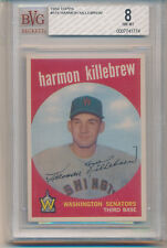 1959 Topps Harmon Killebrew (High Number Series) (Rookie Card) (#515) BVG8 BVG