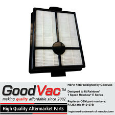Rainbow Rexair E HEPA Filter Replacement R7292 R12107B Aftermarket by GoodVac