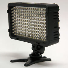 Pro DSLR LED video light for Sony a6300 a6000 a5000 mirrorless alpha on camera