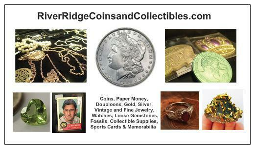 River Ridge Coins and Collectibles