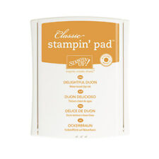 STAMPIN' UP! CLASSIC INK PAD DELIGHTFUL DIJON NEW SEALED