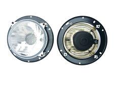 2x Scheinwerfer Rund Fernscheinwerfer Positionslicht Abblendlicht Traktor Deutz