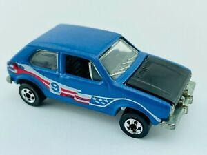 Hot Wheels LEO Blackwall HARE SPLITTER Blue Flag Tampo INDIA NM/M Clean !