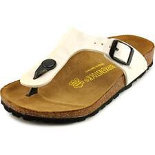 Calzado de niña Sandalias blancas