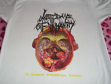 Last Days Of Humanity TS XL ldoh goregrind Regurgitate stoma Dead Agathocles