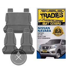 Custom made for: NISSAN NAVARA NP300, ST, RX, DUAL CAB, 2015- CURRENT