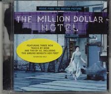 The Million Dollar Hotel Ost - U2/Bill Frisell/Daniel Lanois Cd Ottimo