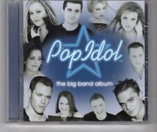 (HN231) Pop Idol, The Big Band Album - 2002 CD