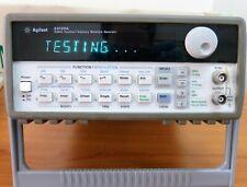 Agilent 33120A 15 MHz  function generator generatore di funzioni