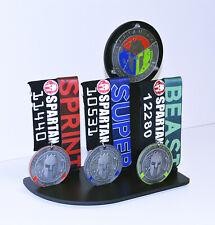 2019 Medal & Headband Display for Spartan Medals
