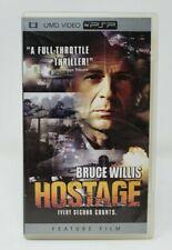 Hostage PSP UMD Movie Video