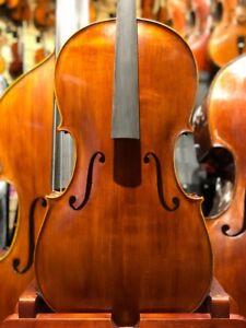 """Siebenbürgisches 1/2 """"Prof."""" Geigenbauer Cello Violoncello, nicht spielfertig"""