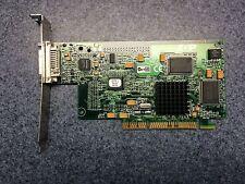 AGP NUMBER NINE 01-338340-00 Graphics Card FRU33L1618 006 8/16 MB DVI