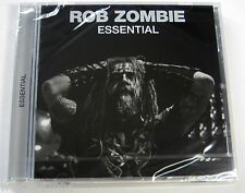 Rob Zombie - Essential - CD NEW & SEALED  Best Of