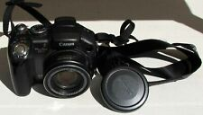 CANON POWERSHOT S3 IS 6.0 MP DIGITAL CAMERA EXCELLENT FOR REPAIR or PARTS