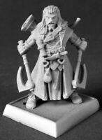 HAKON ICONIC SKALD - PATHFINDER REAPER figurine miniature jdr rpg warrior 60182