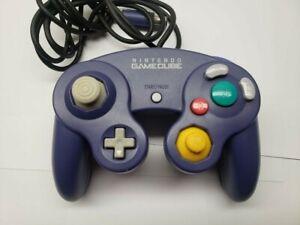 Official Nintendo Gamecube controller Choose 1 2 3 4 Indigo Black Silver TIGHT