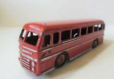 Dinky Toys Duple Leyland Royal Tiger Coach Restoration or Preservation Red