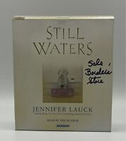 Still Waters CD Audiobook Tead By Author Jennifer Lauck 6 Hours