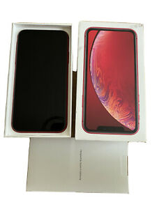 Apple iPhone XR (PRODUCT)RED - 64GB - Unlocked to Any Network