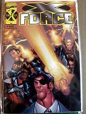 X-FORCE n°102 2000  ed. Marvel Comics  [SA11] Alternate cover Certificate DF Com