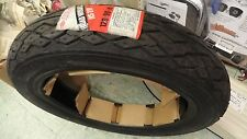 SPORTSTER-NEW'' REAR TIRE-TUBLESS-IRC. 120/90-18 HS-210-GOOD QUALITY