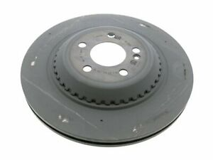 For 2018 Mercedes Maybach S560 Brake Rotor Rear Genuine 16325PB 4Matic