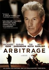 Arbitrage (DVD - DISC ONLY)
