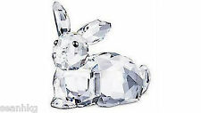 Swarovski Rabbit Lying Crystal Figurine Authentic MIB- 905778