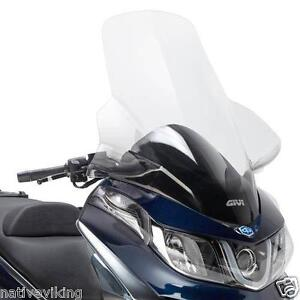 PIAGGIO X10 screen GIVI D5604ST windscreen PIAGGIO X10 125 350 500 windshield 12