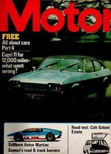 MOTOR Magazine - April 26 1975 - Test: Colt Galant Estate