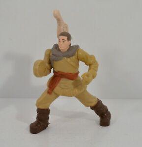 """2010 Sokka 3.5"""" McDonald's Movie Action Figure #3 Avatar the Last Airbender"""