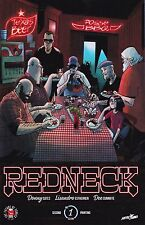 REDNECK (2017) #1 - 2nd Print - New Bagged