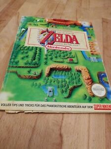 The legend of zelda a link to the past snes Spieleberater Lösungsbuch