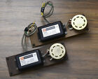 Pair of Vintage JBL 3102 High Frequency Crossovers Tested and Working Free Ship!