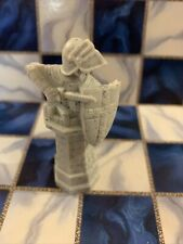Harry Potter Wizard Chess Set White Rook Replacement Piece