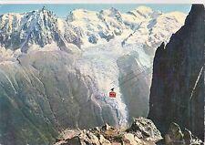 BF13630 chamonix mont blanc telepherique planpraz france front/back image