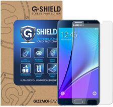 G-Shield® Vitre Film Protection en Verre Trempé d'écran Samsung Galaxy Note 5