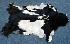 "B Grade GOAT Western taxidermy Hide Rug Natural Fur Goat Hide 35247 (30"" X 19"" )"