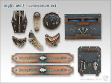 Night Wolf-Transformation-Set - * Tabletop TYPE *
